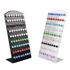 Multi-function Earrings Rack Jewelry Holder Showcase Display Organizer MN