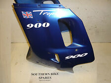 1993 Triumph Trophy 3 900 Left & Right Hand Lower Side Fairings / Panels 900cc