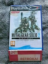 Metal Gear Solid 2: Substance (Sony PlayStation 2, 2003)
