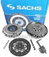 VW GOLF PLUS MKV 2.0 TDI 16V CLUTCH & CSC SLAVE BRG AND SACHS DUAL MASS FLYWHEEL