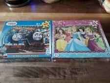 Thomas And Disney Princess 42 Piece Jigsaws Bnib