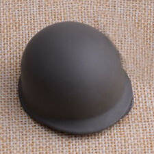 US Army Metal Model WWII Helmet for 1/6 scale Action Figure M1 Toys Assembly