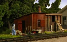 Monroe Models HO Scale 2212 Pump House And Coal Shed Kit New!