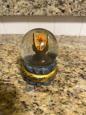 New ListingLord of the Rings Eye of Sauron Snow Globe Weta nerd Exclusive Block