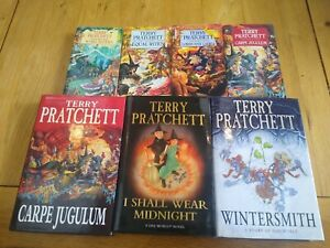 Discworld Witches / Tiffany Aching Collection Terry Pratchett