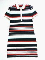 Tommy Hilfiger Women's Striped Polo Dress, Multicolor