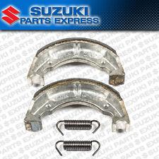 1984 - 1987 SUZUKI LT50 LT 50 QUAD RUNNER ATV NEW REAR BRAKE SHOES & SPRINGS KIT