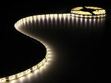FLEXIBLE GUIRLANDE RUBAN ROULEAU A LED - BLANC CHAUD - 300 LEDs - 5 m - 12 V