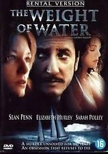The weight of water [DVD]. - Sean Penn- Sarah Polley - SEALED - REGION 2