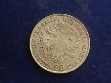 20 Kreuzer ( Groschen ) Franz I.  1831 A Wien   W/17/1148