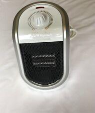 Dimplex Calentador de cerámica de escritorio personal dimddf 250 250 vatios