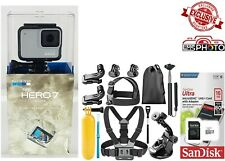 GoPro HERO7 (White) Waterproof Action Camera CHDHB-601 Gopro Sports Accessories_