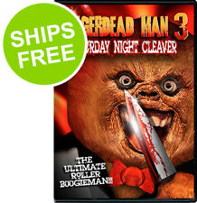 Gingerdead Man 3 Saturday Night Cleaver (DVD, 2011) NEW, Sealed, Jackie Beat