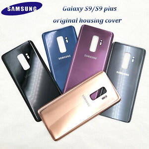 For Samsung Galaxy S9+ G960 Back Glass Battery Rear Cover Housing Replacement Uk