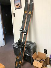 Salomon QST 192 / 177cm w/ Markon Griffon Bindings