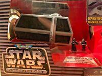 Star Wars Action Fleet Darth Vader's TIE Fighter 1995 MISB