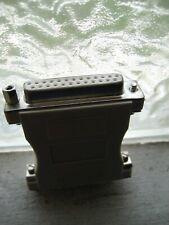 25-Pin DB25 Female to Female F/F Gender Changer Adapter GC-DB25F/F