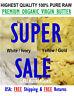 Raw African Shea Butter 32oz / 2lb. 100% Pure Unrefined Organic From Ghana Bulk