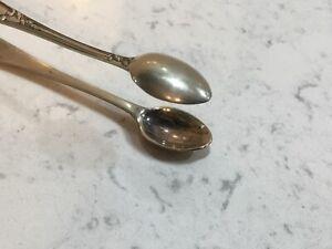 Silver Plate Sugar Snips c 1950. Sheffield. Ribbon&Bow Decoration
