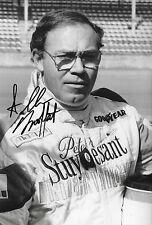 Allan Moffat 12x8 Portrait , Legendary Australian Touring Car Driver
