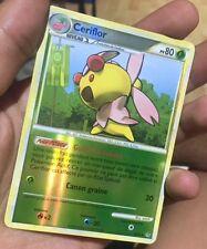 carte pokémon - card prism N*28/95 ceriflor niveau 1 plante FR Holo  reverse