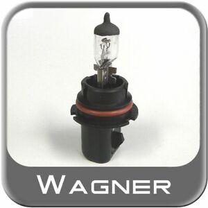 9004 Wagner Halogen Headlight Bulb HB1 High Low Beam 12v 9004LL