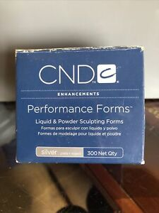 CND performance Forms.