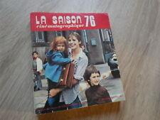LA REVUE DU CINEMA IMAGE ET SON La Saison Cinématographique 76 (1976)