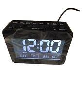 Lielongren White Noise Alarm Clock 8 White Noise Sounds