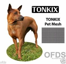 TONKIX flyscreen screen mesh dog cat pet paw scratch fly bug insect mosquito net