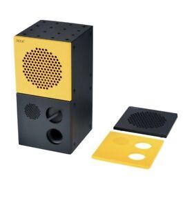 Enceinte Teenage Engineering FREKVENS Bluetooth Speaker IKEA Jaune Ou Noir