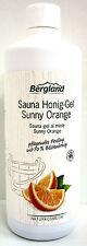 Sauna Honig-Gel Sunny Orange 600 g - Bergland