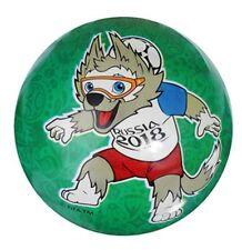 "Ball PVC ""Zabivaka"" Green size 15 cm. FIFA World Cup Russia 2018"