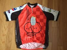 Pactimo bike jersey - size S adult unisex