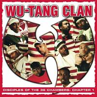 WU-TANG CLAN - DISCIPLES OF THE 36 CHAMBERS:CHAPTER 1 (LIVE)   CD NEW+