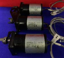 MAXON PRECISION MOTORS 317229 SWISS 115311-1-1 W// PLANETARY GEAR GERMANY 143972