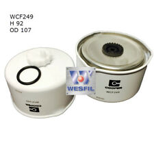 WESFIL FUEL FILTER FOR Landrover Discovery III 2.7L TD 2005 04/05-09/09 WCF249