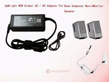 18V AC Adapter For Bose Computer MusicMonitor Speakers 323232-1100 Power Charger