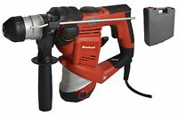 Einhell 240v 3 Function 900w SDS Plus Rotary Hammer Combi Drill Breaker Chisel