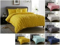 Soft Warm Saville Duvet Cover Set Quilt Cover With Pillow Cases