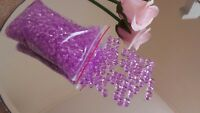 1000  6MM Wedding Party Scatter Table Crystals Diamonds Acrylic Confetti