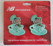 2017 Disney New Balance Alice Wonderland TEA PARTY MAD HATTER Shoe Hair Clip-On