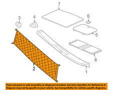 GM OEM Interior-Rear-Cargo Net 15184409