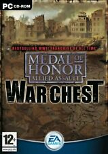 Medal Of Honor Allied Assault War Chest (PC CD).