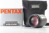 【 RARE!! EXC+5 in BOX 】 SMC Pentax FA 135mm f/2.8 AF Lens for K Mount From JAPAN
