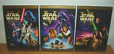 * Star Wars Episode 4,5,6 Limited Edition (6 DVDs + Schuber) * Krieg der Sterne