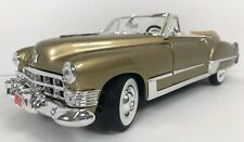 1949 Cadillac Coupe DeVille Convertible 1:18 Diecast Model Car Road Signature