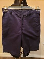George'S Navy-Blue Uniform Shorts Nwt Size 14 Plus Bonus Top!