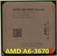 Lot of 2 Intel CPU G1820 Dual-Cores 2.70Ghz LGA1150 SR1CN*BROKEN*