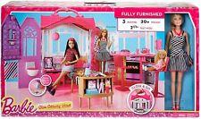 Barbie - MAISON DE POUPEE MEUBLEE Maison glamour 2020 CFB65 Neuf
